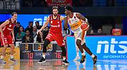 Barford Jaylen<br /> Carpegna Prosciutto Basket Pesaro - Allianz Pallacanestro Trieste<br /> Campionato serie A 2019/2020 <br /> Pesaro 5/01/2020<br /> Foto M.Ciaramicoli // CIAMILLO-CASTORIA