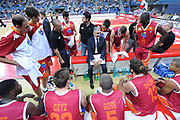 DESCRIZIONE : Pesaro Lega A 2012-13 Scavolini Banca Marche Pesaro Virtus Roma<br /> GIOCATORE : Marco Calvani<br /> CATEGORIA : coach time out<br /> SQUADRA : Virtus Roma<br /> EVENTO : Campionato Lega A 2012-2013 <br /> GARA : Scavolini Banca Marche Pesaro Virtus Roma<br /> DATA : 30/09/2012<br /> SPORT : Pallacanestro <br /> AUTORE : Agenzia Ciamillo-Castoria/C.De Massis<br /> Galleria : Lega Basket A 2012-2013  <br /> Fotonotizia : Pesaro Lega A 2012-13 Scavolini Banca Marche Pesaro Virtus Roma<br /> Predefinita :