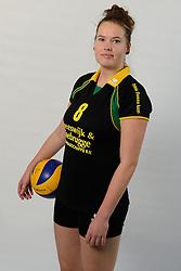 29-10-2014 NED: Selectie Prima Donna Kaas Huizen vrouwen, Huizen<br /> Selectie seizoen 2014-2015 / Lizzy Koole