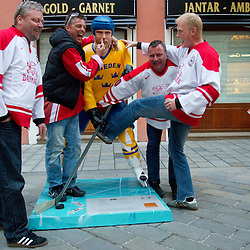 20110430: SVK, Ice Hockey - IIHF 2011 World Championship Slovakia, Bratislava city