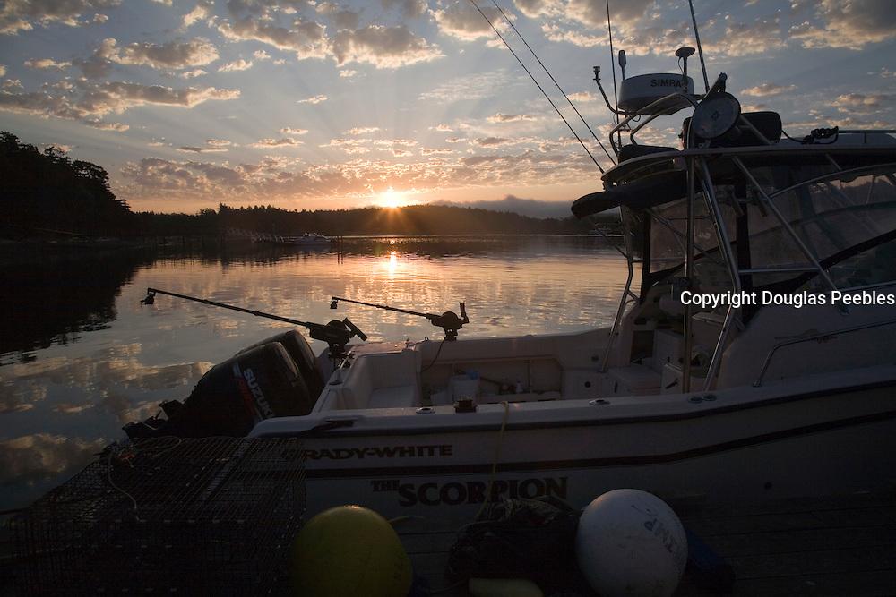 Henry Island, San Juan Islands, Washington State<br />