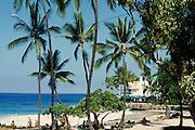 Magic diappperiang sands beach, Kailua Kona, Island of Hawaii