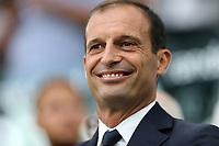 09.09.2017 - Torino - Serie A 2017/18 - 2a giornata  -  Juventus-Chievo nella  foto: Massimiliano Allegri