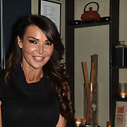 London,UK, 22th January 2015 : Lizzie Cundy attends the House of Ho 1st Birthday Party at Soho, London. Photo by See Li
