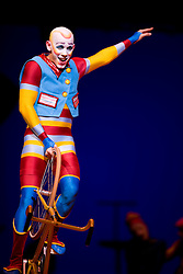 Cirque du Soleil performed their show Saltimbanco at the University of Virginia's John Paul Jones Arena in Charlottesville, VA on February 26, 2008.