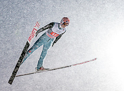 29.12.2014, Schattenbergschanze, Oberstdorf, GER, FIS Ski Sprung Weltcup, 63. Vierschanzentournee, Training, im Bild Stephan Layhe (GER) // Stephan Leyhe of Germany// during practice Jump of 63 rd Four Hills Tournament of FIS Ski Jumping World Cup at the Schattenbergschanze, Oberstdorf, Germany on 2014/12/29. EXPA Pictures © 2014, PhotoCredit: EXPA/ Peter Rinderer