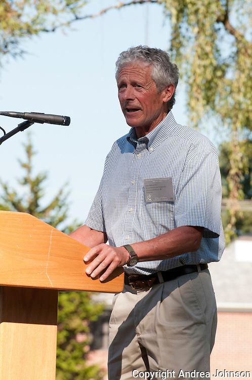 Ian Mavety, Blue Mountain, Okanagan, BC at 2011 IPNC