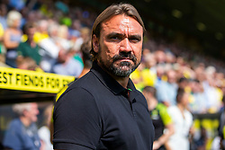 Norwich City manager Daniel Farke - Mandatory by-line: Phil Chaplin/JMP - 24/08/2019 - FOOTBALL - Carrow Road - Norwich, England - Norwich City v Chelsea - Premier League