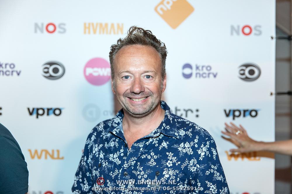 NLD/Hilversum//20170828 - NPO Seizoensopening 2017/2018, Joris Linssen