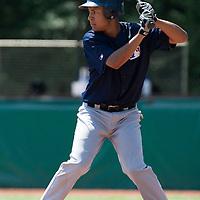 Baseball - MLB European Academy - Tirrenia (Italy) - 20/08/2009 - Raul Agueda Padilla (Spain)