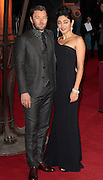 Dec 3, 2014 - Exodus: Gods And Kings World Premiere - VIP Red Carpet Arrivals at Odeon,  Leicester Square, London<br /> <br /> Pictured: Golshifteh Farahani and Joel Edgerton<br /> ©Whitehotpix