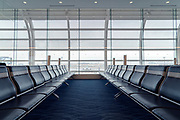 Tokyo Hanada airport March 2020 Empty because of Covid 19