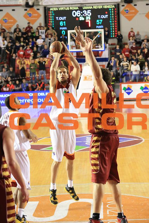 DESCRIZIONE :  Roma Lega A 2012-13 Acea Roma Umana Reyer Venezia<br /> GIOCATORE : Lorant Peter<br /> CATEGORIA : tiro<br /> SQUADRA : Acea Roma<br /> EVENTO : Campionato Lega A 2012-2013 <br /> GARA : Acea Roma Umana Reyer Venezia<br /> DATA : 16/03/2013<br /> SPORT : Pallacanestro <br /> AUTORE : Agenzia Ciamillo-Castoria/M.Simoni<br /> Galleria : Lega Basket A 2012-2013  <br /> Fotonotizia : Roma Lega A 2012-13 Acea Roma Umana Reyer Venezia<br /> Predefinita :