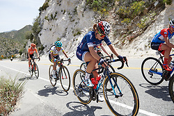 Jasmin Duehring (CAN) at Amgen Tour of California Women's Race empowered with SRAM 2019 - Stage 3, a 126 km road race from Santa Clarita to Pasedena, United States on May 18, 2019. Photo by Sean Robinson/velofocus.com