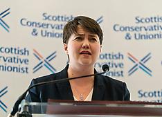 Ruth Davidson post election speech | Edinburgh | 9 June 2017