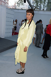 VV BROWN at the Glamour Women of the Year Awards in association with Pandora held in Berkeley Square Gardens, London on 4th June 2013.