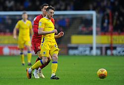 Ollie Clarke of Bristol Rovers looks for a pass - Mandatory by-line: Nizaam Jones/JMP - 26/12/2018 - FOOTBALL - Banks's Stadium - Walsall, England- Walsall v Bristol Rovers - Sky Bet League One