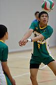 20131108 Volleyball Premier Boys Final - Taita College v Mana College
