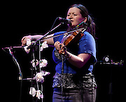 Eliza Carthy, Ferneham Hall, Fareham, 12th April 2008.