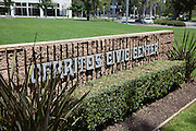 Cerritos Civic Center Monument