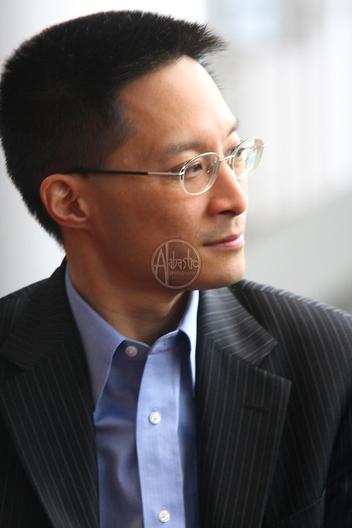 Eric Liu at Imagination Conversation in McCaw Hall