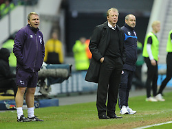 Steve McClaren Manager Drby County, Derby County v Reading, FA Cup 5th Round, The Ipro Stadium, Saturday 14th Febuary 2015