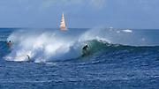 Surfing, Ala Moana, Bowls, Waikiki, Honolulu, Oahu, Hawaii