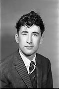 18/12/1962<br /> 12/18/1962<br /> 18 December 1962<br /> Portrait of Mr. Sean Cloney for Irish Flour Millers.