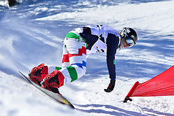 World Cup Banked Slalom, LUCHINI Jacopo, ITA at the 2016 IPC Snowboard Europa Cup Finals and World Cup