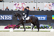 Dinja van Liere - For Gribaldi<br /> Longines FEI/WBFSH World Breeding Dressage Championships for Young Horses 2017<br /> © DigiShots