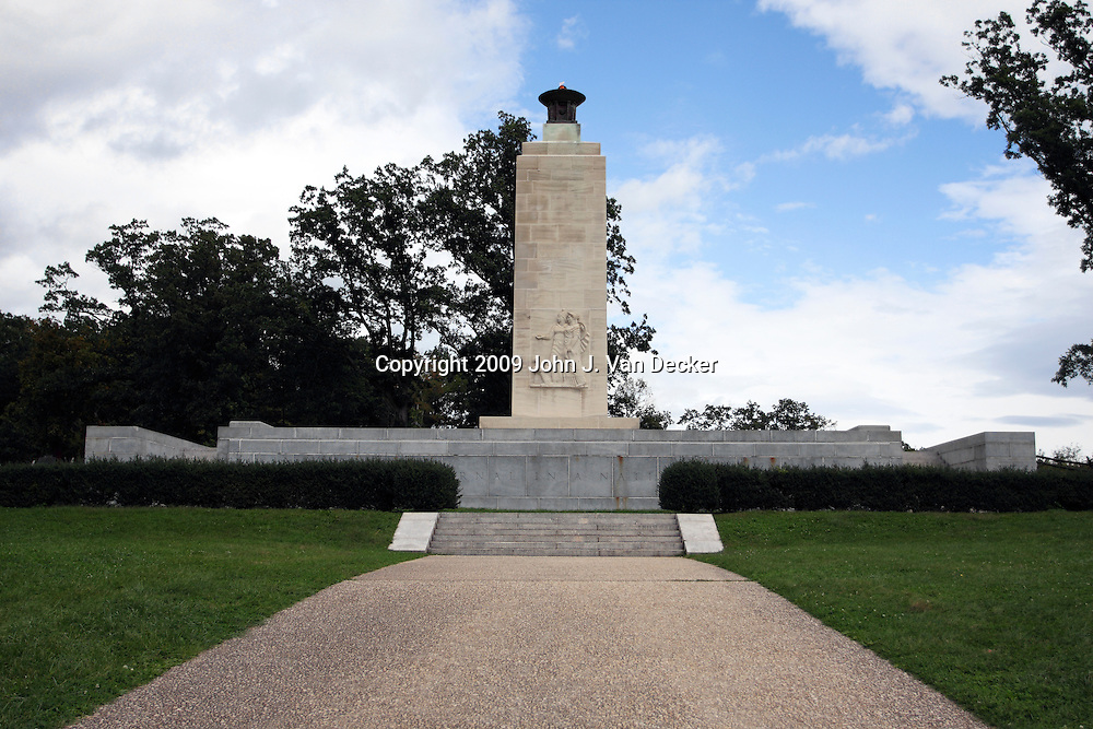 Eternal Flame, Gettysburg