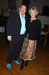 Comedian MEL SMITH and JUDITH KEPPEL at a quiz night in aid of RAPt ( The Rehabilitation for Addicted Prisoners Trust) held at Hammersmith Town Hall, King Street, London W6 on 14th November 2005.<br /><br />NON EXCLUSIVE - WORLD RIGHTS