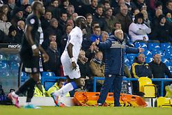 Recently appointed Leeds United Manager Neil Redfearn gestures - Photo mandatory by-line: Rogan Thomson/JMP - 07966 386802 - 04/11/2014 - SPORT - FOOTBALL - Leeds, England - Elland Road Stadium - Leeds United v Charlton Athletic - Sky Bet Championship.