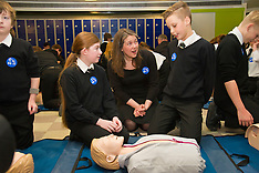 Out of Hospital Cardiac Arrest Strategy Launched | Penicuik | 24 November 2016