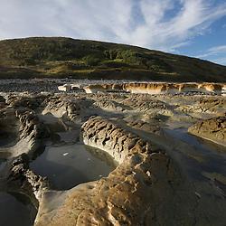 Paturau Beach, South Island of New Zealand