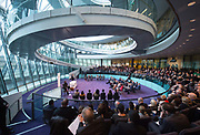 Holocaust Memorial Day <br /> A ceremony to commemorate Holocaust Memorial Day in a ceremony in the Chamber at City Hall, London, Great Britain<br /> 22nd January 2018 <br /> <br />  <br /> Mayor and Assembly join Londoners for Holocaust Memorial Day ceremony<br />  <br /> <br /> Kemal Pervanic<br /> Survivor of Bosnian Genocide<br /> Testimonial speech