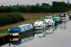 UK ENGLAND CAMBRIDGESHIRE 7AUG06 - Private mooring at Upware Lock near the Wicken National Nature Reserve in Cambridgeshire. Managed by the National Trust, Wicken Fen is one of Britain's oldest nature reserves dating back to the late 1800s....jre/Photo by Jiri Rezac..© Jiri Rezac 2006..Contact: +44 (0) 7050 110 417.Mobile:  +44 (0) 7801 337 683.Office:  +44 (0) 20 8968 9635..Email:   jiri@jirirezac.com.Web:    www.jirirezac.com..© All images Jiri Rezac 2006 - All rights reserved.