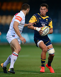 Nick David of Worcester Cavaliers - Mandatory by-line: Alex James/JMP - 04/09/2017 - RUGBY - Sixways - Worcester, England - Worcester Cavaliers  v Leicester Tigers - A League