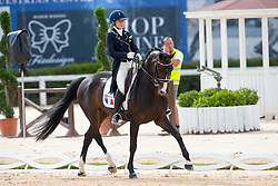 Charlotte Cassen - Wiolita II<br /> European Championships Dressage Junior and Young Riders 2014<br /> © DigiShots