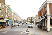 Broadway Market, Hackney, London. On the weekend there is a food market lining the street CREDIT: Vanessa Berberian for The Wall Street Journal<br /> HACKNEY-Lana Wrightman