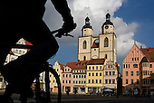 Germany - Wittenberg 500 years after, looking for Luther
