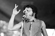 Brian Hibbard, The Flying Pickets perform at Marx with Sparks. Alexander Palace.