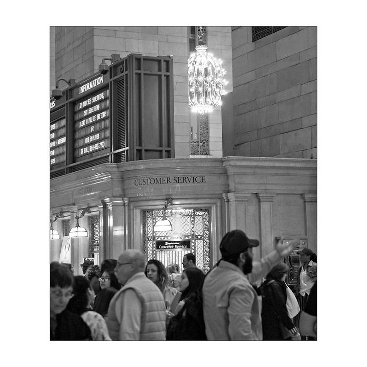 Grand Central Station, New York City ©Ed Hille 2017