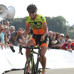 03-09-2017: Wielrennen: Boels Ladies Tour: Sittard: Janneke Ensing wint de slotrit in de Boels Ladies Tour