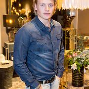 NLD/Amsterdam/20151130 - Presentatie Zimra Geurts kalender, Thomas Berge