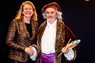 DEN HAAG -  burgemeester krikke ROBIN UTRECHT