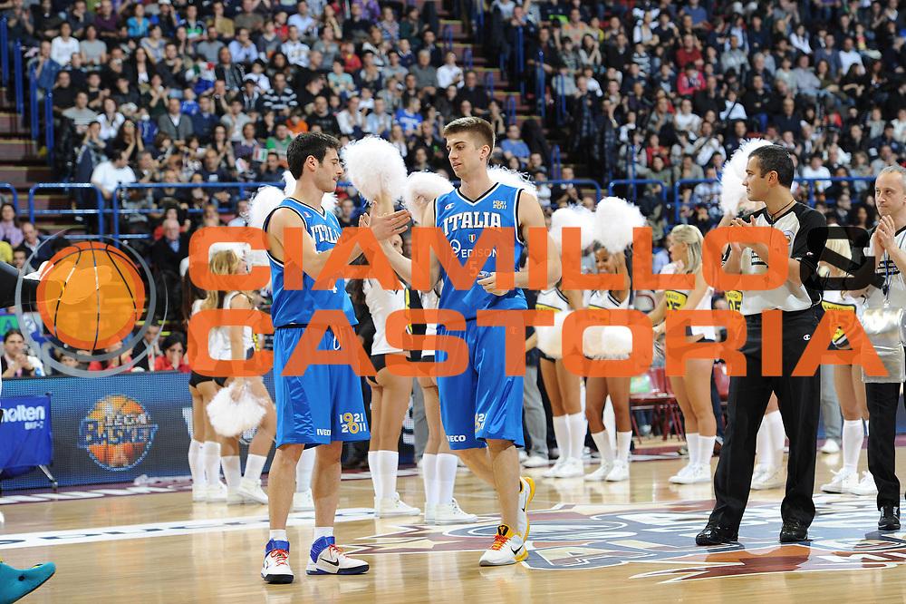 DESCRIZIONE : Milano Agos Ducato All Star Game 2011<br /> GIOCATORE : Jeffrey Viggiano<br /> SQUADRA : Italia Naionale All Star Team<br /> EVENTO : All Star Game 2011<br /> GARA : Italia All Star Team<br /> DATA : 13/03/2011<br /> CATEGORIA : presentazione ritratto<br /> SPORT : Pallacanestro<br /> AUTORE : Agenzia Ciamillo-Castoria/C.De Massis<br /> Galleria : FIP Nazionali 2011<br /> Fotonotizia :  Milano Agos Ducato All Star Game 2011<br /> Predefinita :