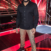 NLD/Amsterdam/20131129 - The Voice of Holland 2013, 3de show, Mitchell Bruining