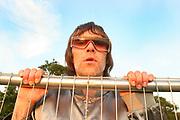 Ian Brown, Glastonbury, 2005