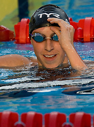 Mary Descenza of USA during the Women's 200m Butterfly Final during the 13th FINA World Championships Roma 2009, on July 30, 2009, at the Stadio del Nuoto,  in Foro Italico, Rome, Italy. (Photo by Vid Ponikvar / Sportida)